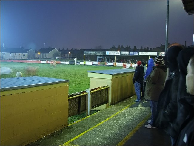 AFC Liverpool v Cheadle Town FC
