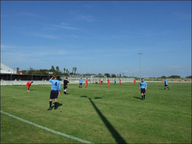 Formby FC v AFC Liverpool