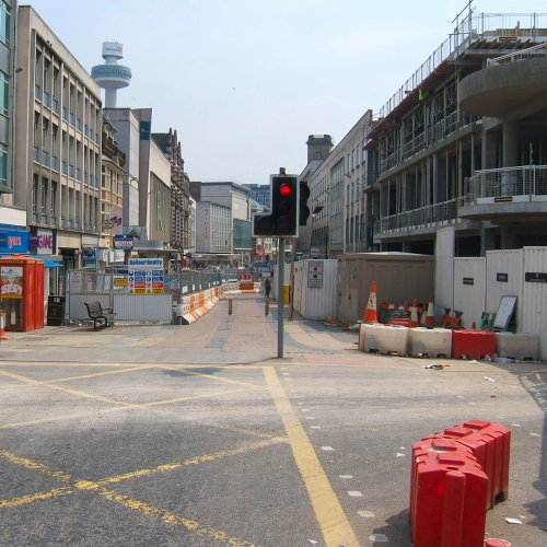 Lord Street - 2nd July 2006