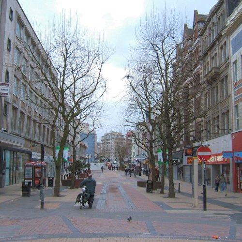 Lord Street - 17th April 2006
