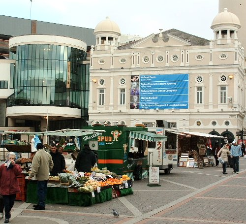 Williamson Square market