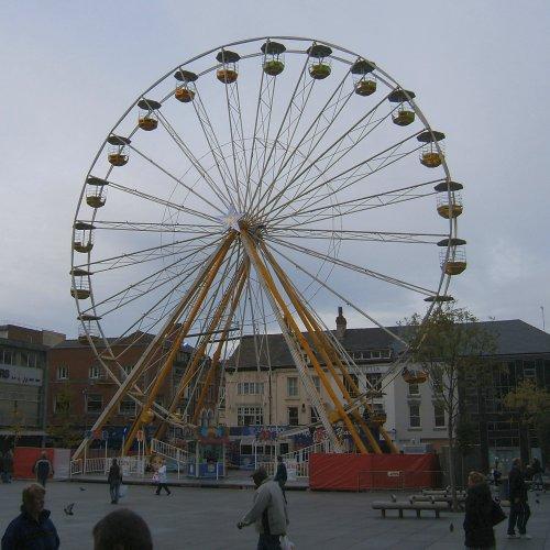 Williamson Square in November 2006