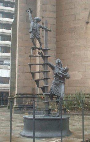 The Blitz Memorial 1940-1942