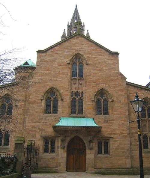 Our Lady and St Nicholas Anglican Church