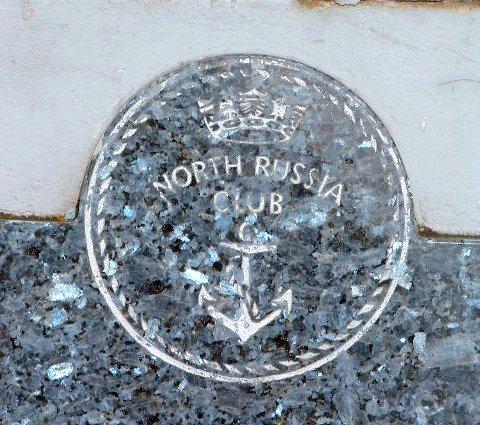 The mast from the HMS Royal Arthur