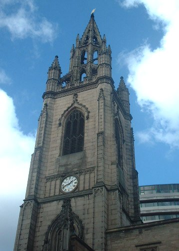 The Tower of Our Lady and St Nicholas