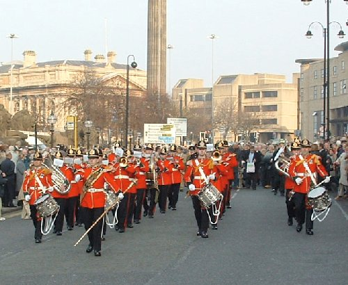 The Remembrance Sunday 2003