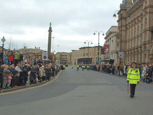 The Remembrance Sunday 2004
