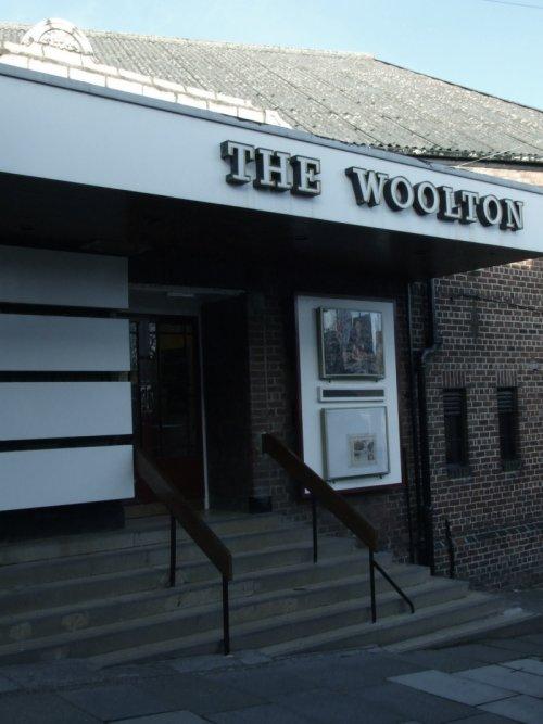 Woolton Cinema on Mason Street
