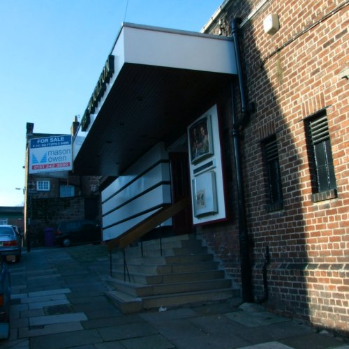 Woolton Cinema on Mason Street