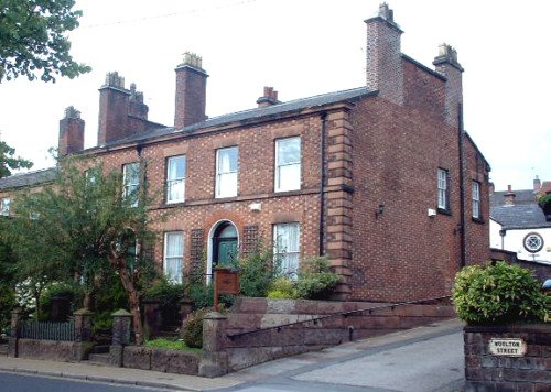 Woolton medical centre - Woolton Street