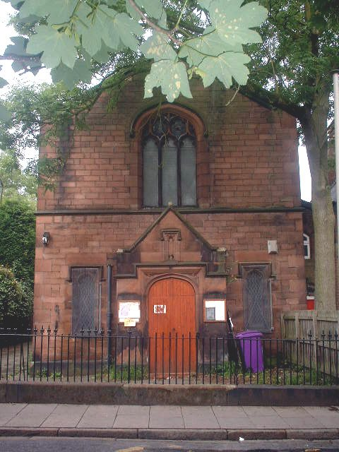 HQ of the 3rd Allerton Scouts - Church Road South