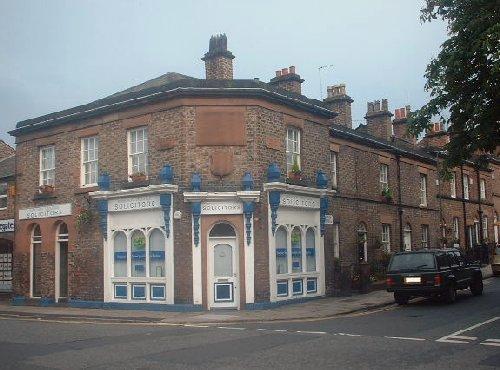Shop on Allerton Road/Church Road - Woolton village