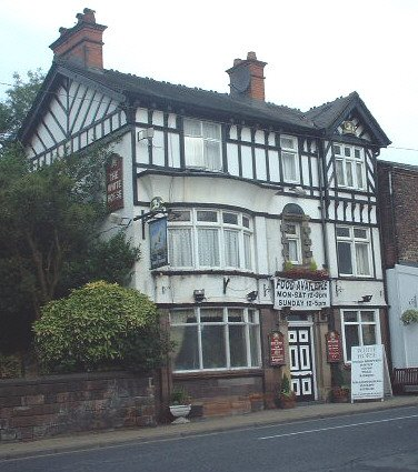 The White Horse pub - Woolton Street