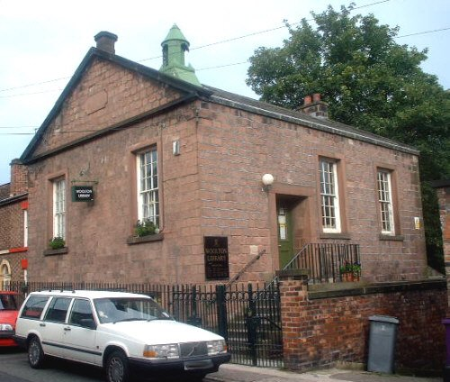 Woolton Library - Allerton Road