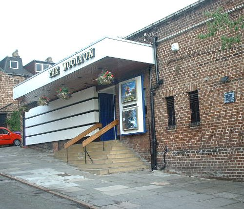 Woolton picture house - Mason Street