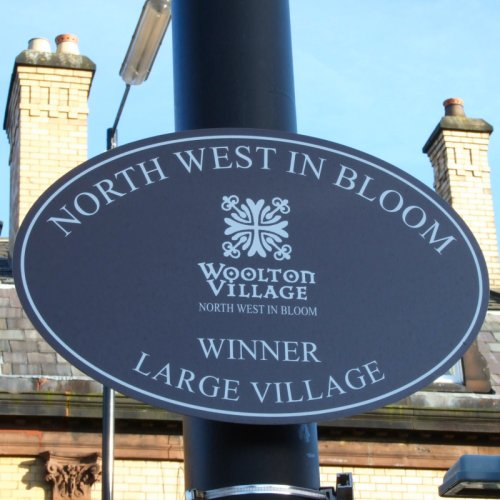 Woolton Village