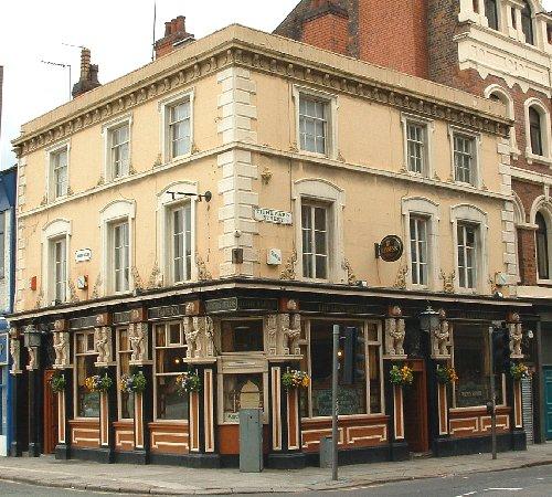The Lion Tavern pub