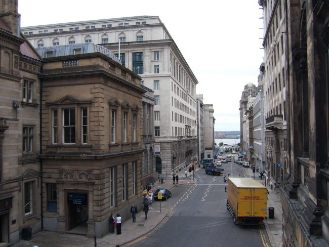Liverpool's Town Hall - 25th August 2006