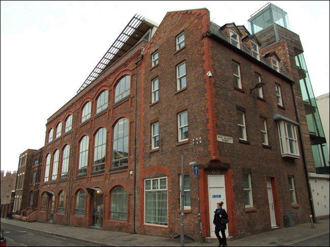 Seel Street in Liverpool