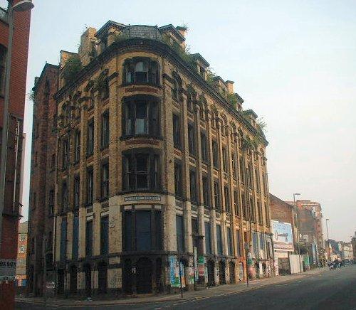 Stanley Buildings on Hanover Street