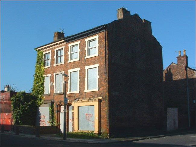 Ebenezer Road in Kensington