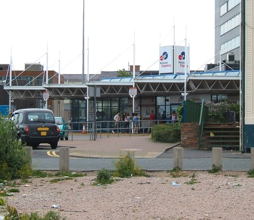 Norton Street bus station