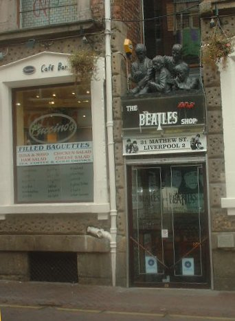 The Beatles Shop