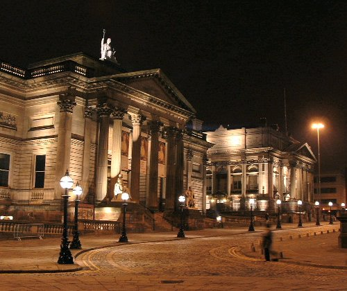 The Walker Art Gallery and the County Sessions House