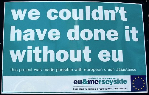 European Union propaganda