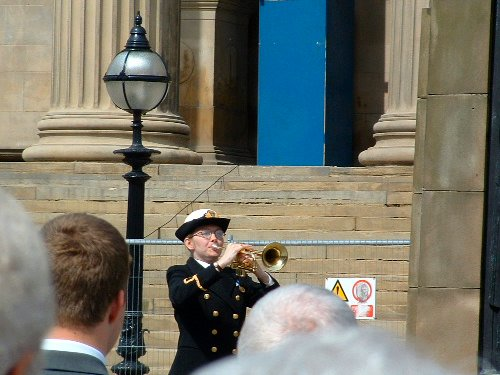 Liverpool remembers June 6th 1944