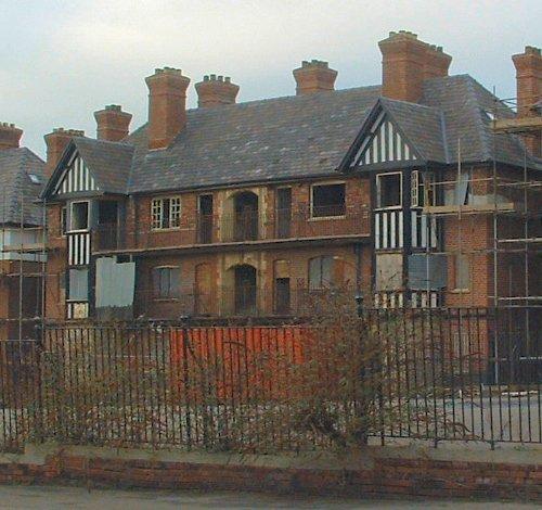 Eldon Grove in Vauxhall