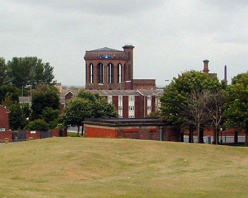 The Everton Waterworks