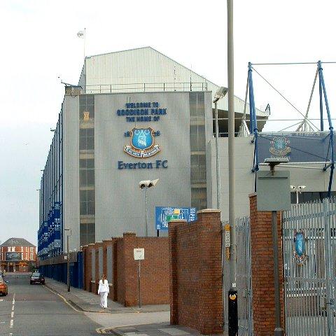 Everton Football Club - Goodison Road