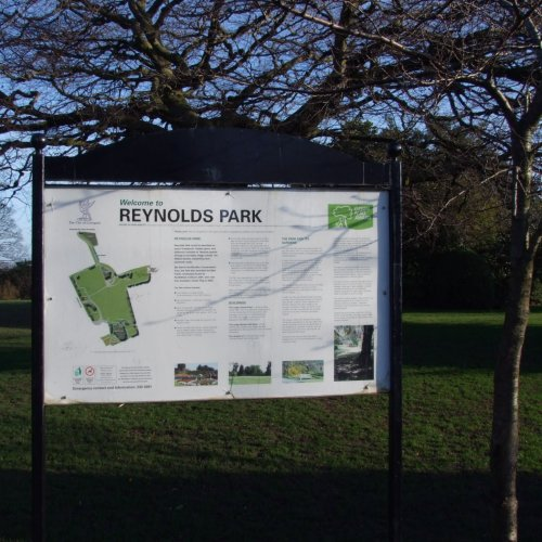 Reynolds Park in south Liverpool