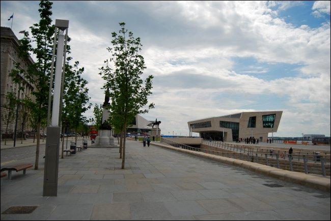 Georges Dock Pier Head