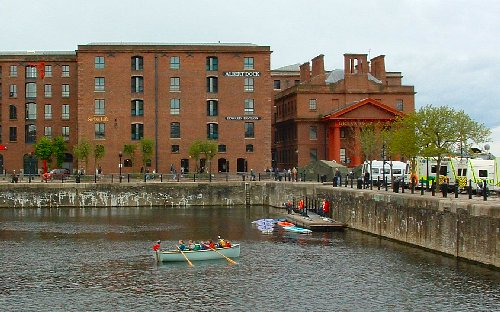 The Salthouse Dock