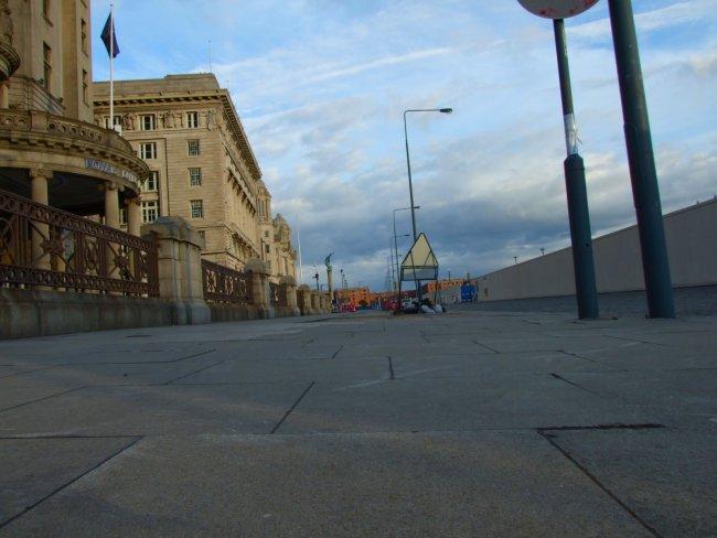 Canada Boulevard at the George's Pierhead
