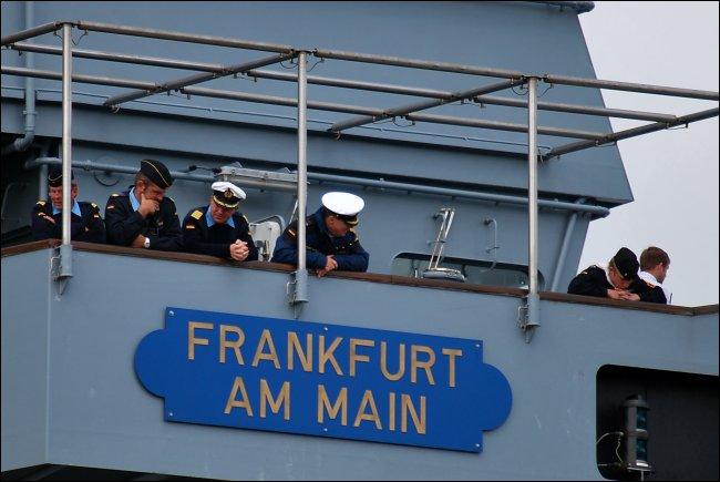 Frankfurt am Main on the Mersey