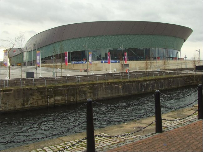 The Kings Dock and development