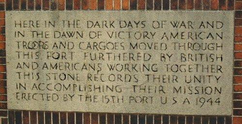 Port Unity Memorial