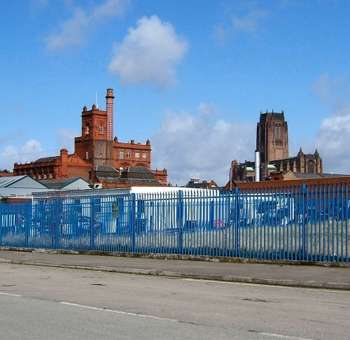 Caryl Street off Hill Street - South Liverpool 3rd April 2006
