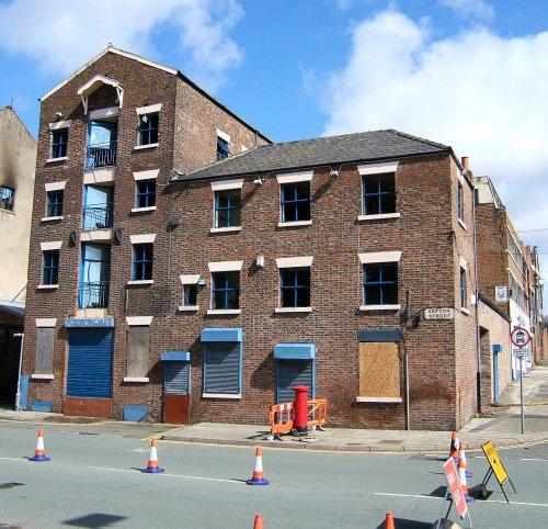 Sefton Street - South Liverpool 3rd April 2006
