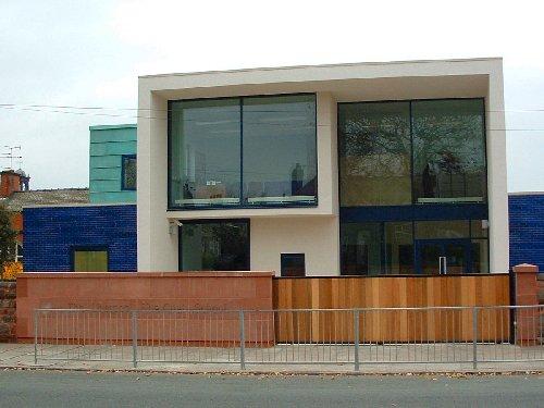 The Bluecoat School