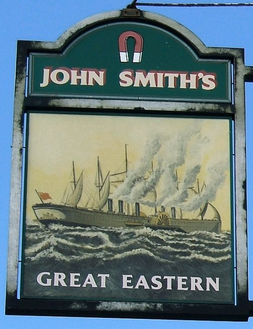 The Great Eastern on Mill Street