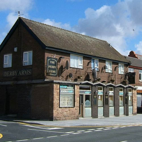 The Derby Arms on Mill Street