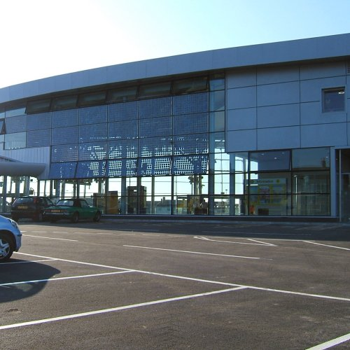 Liverpool South Parkway railway station - 11th June 2006