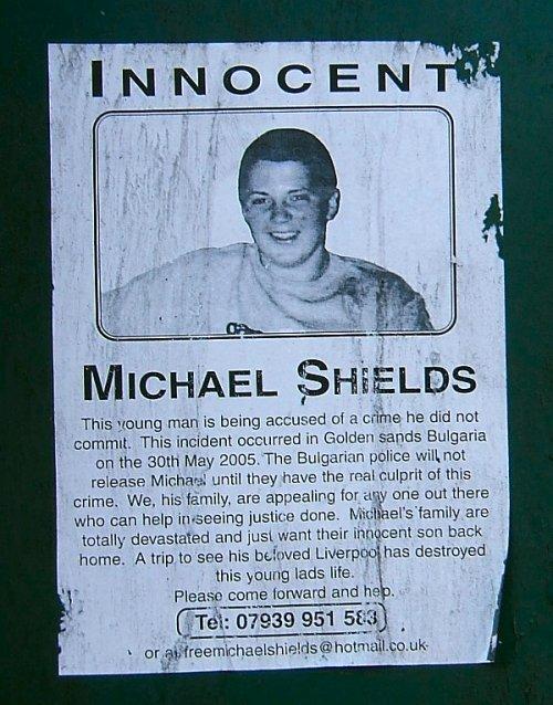 Free Michael Shields