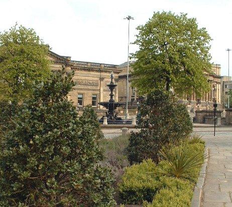 William Brown Street