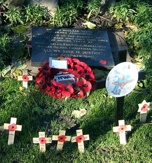 The Remembrance Sunday 2005